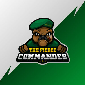 The Fierce Commander