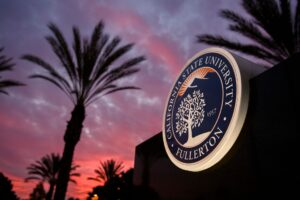 Fullerton California State University