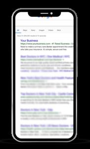 irvine phone search mock
